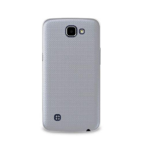 Ovitek+folija LG K4 prosojen