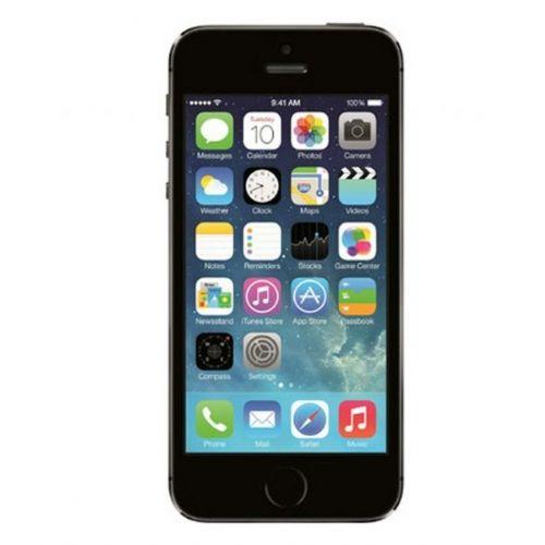"""Pametni telefon APPLE iPhone 5S 16GB siv 4,0"""" / 640x1136 / A7 / 1GB / 16GB / iOS 7"""