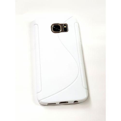 S silikonski ovitek Samsung Galaxy S7 G930 bel
