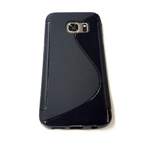 S silikonski ovitek Samsung Galaxy S7 G930 črn