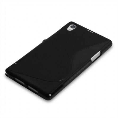 S silikonski ovitek SONY Xperia Z5 mini črn