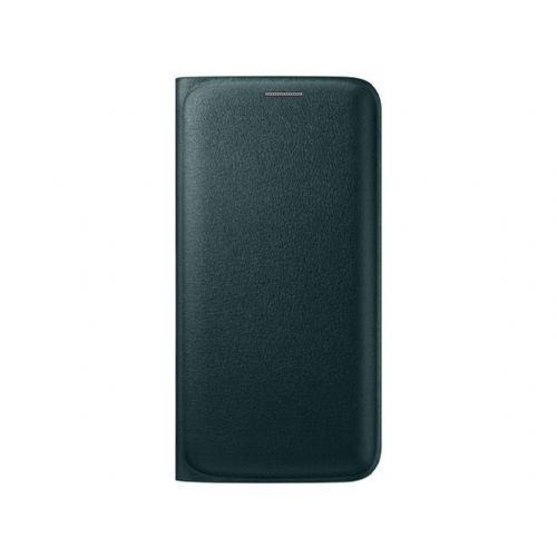 Samsung preklopna torbica za GALAXY S6 Edge (G925) zelene barve (EF-WG925PGEGWW) (EF-WG925PGEGWW)