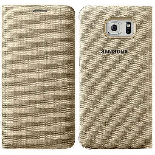 SAMSUNG TORBICA EF-WG925BFE Samsung Galaxy S6 Edge G925 zlata - original