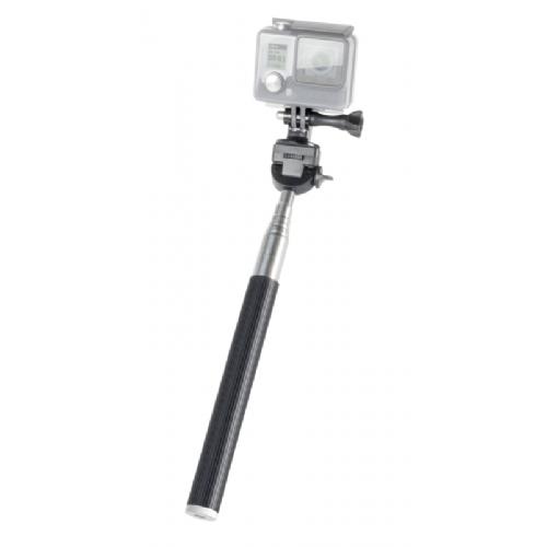 Selfie stick za GoPro črn