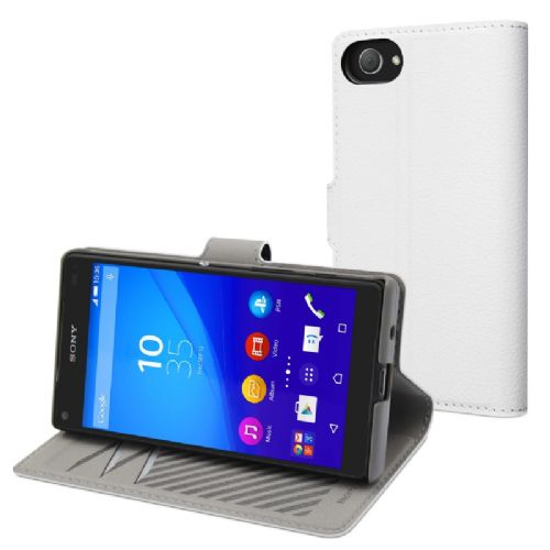 Sony torbica SLIM XPERIA Z5 compact bela