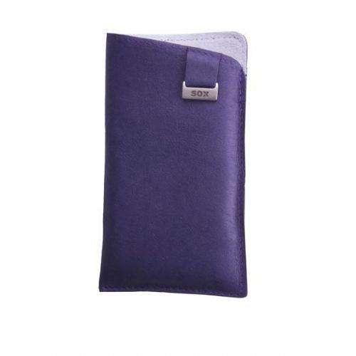 SOX modna torbica LIGHT XL vijolična