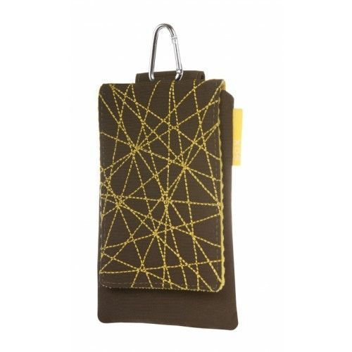 Sox modna torbica Net XL zeleno rumena
