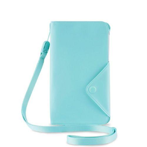 Torbica vodoodporna book svetlo modra