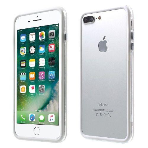 TPU Bumper za iPhone 7 Plus - bel