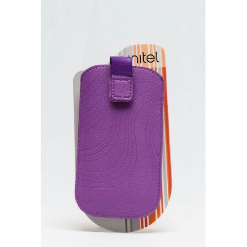 Unitel torbica Chick XXL vijolična 75x135