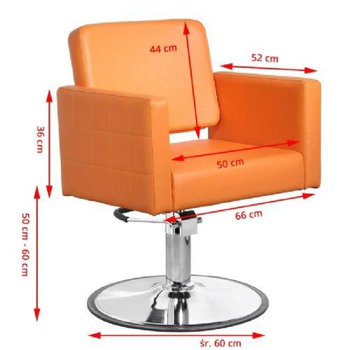Frizerski brivski stol 9235a