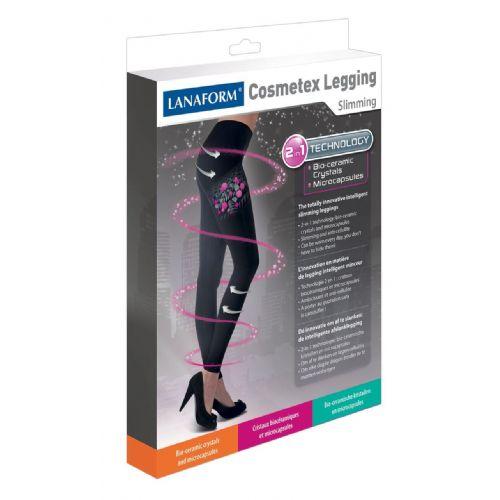 Hlače za hujšanje in oblikovanje postave z mikrokapsulami COSMETEX LEGGING 40 DEN